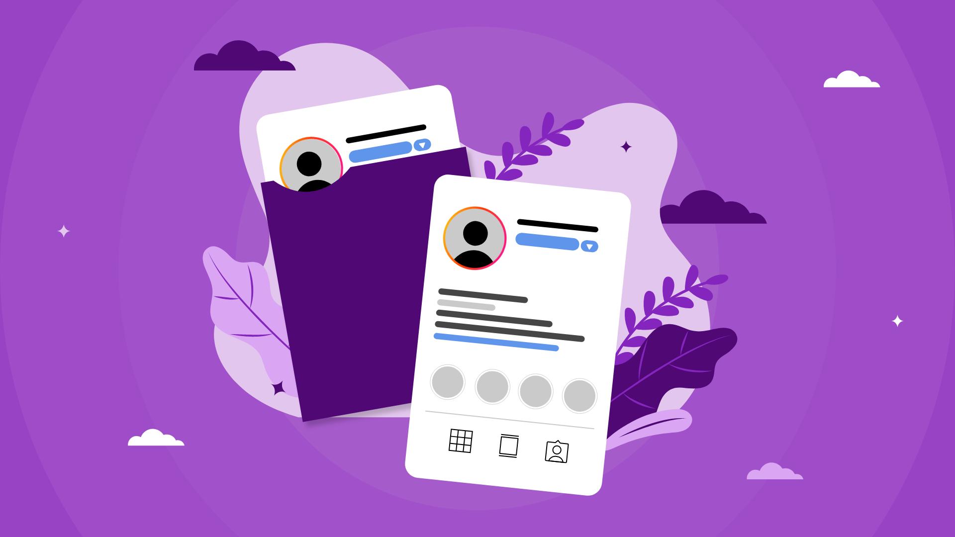Transforme seu Instagram em um cartão de visitas